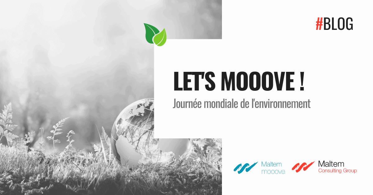 Let's Mooove journée environnement