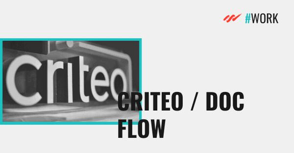 Maltem - Criteo Doc flow