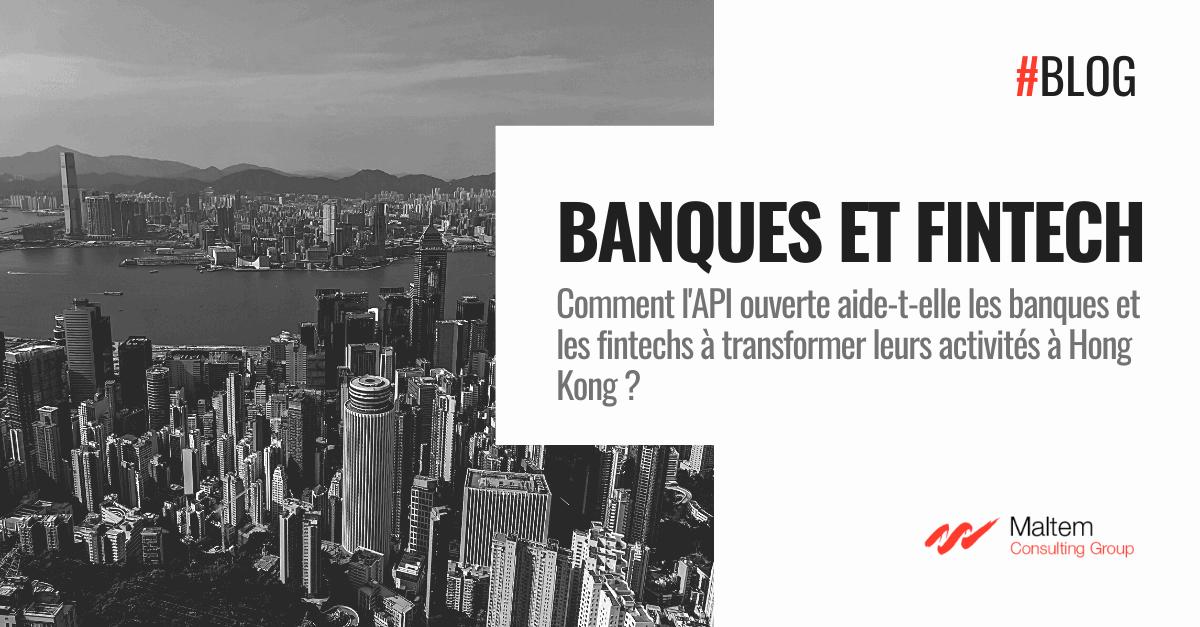 Banques Fintechs Hong Kong API