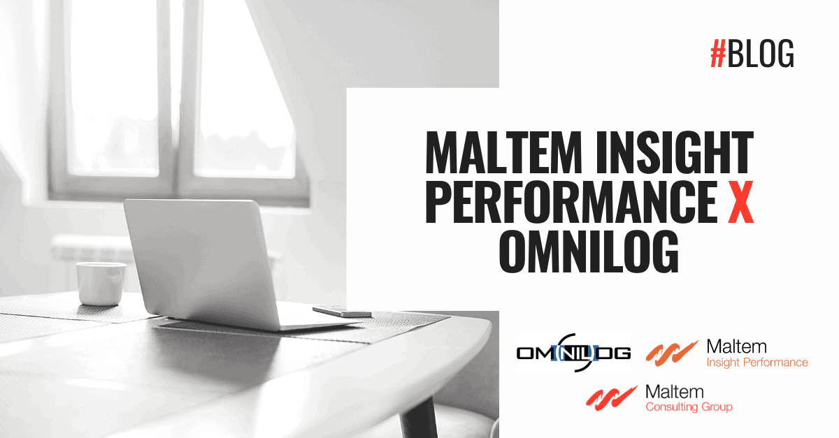 Omnilog Maltem Insight Performance digital experience monitoring